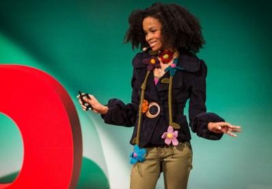 Maya Penn: The vision to spark movement
