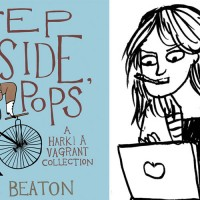 Canadian Illustrator Kate Beaton's Hark! A Vagrant