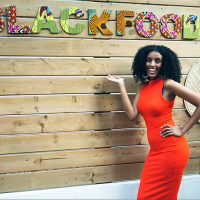 Black Foodie Turns The Table
