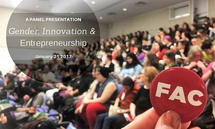 Special Gender, Innovation & Entrepreneurship Podcast Feature