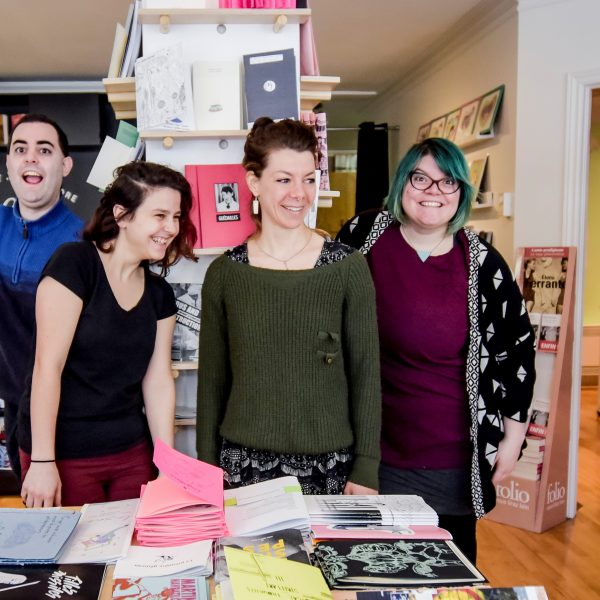 The Reinvention of the Feminist Bookstore