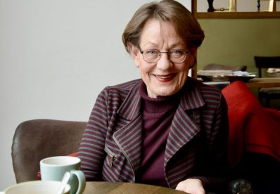 Meet Gudrun Schyman: Likely the Most Important Feminist You've Never Heard About