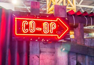 Co-ops are the past and the next best thing. So why don't we join the movement?